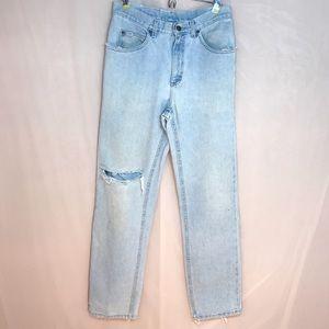 Lee Vintage High Waist 100% Cotton 32x34